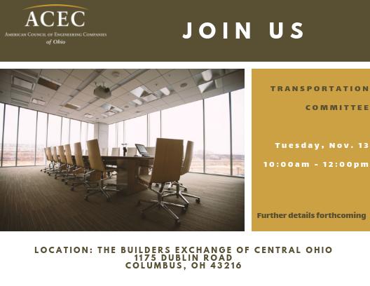 November Transportation Invite